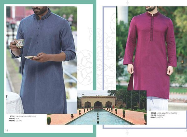Junaid Jamshed Eid dresses 2016 for men should not at all be missed out by you! This fashion house has now come up with their exclusive Eid collection 2016The post Junaid Jamshed Eid Dresses 2016 For Men appeared first on Style.Pk.     #india_pakistan