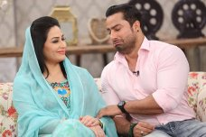 Humaira Arshad is famous Pakistani Singer married to another singer Ahmed Butt. See The reunited couple Humaira Arshad and Ahmed Butt on screen.The post The reunited couple Humaira Arshad and Ahmed Butt on screen appeared first on Style.Pk.     #india_pakistan