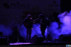 See Umair Jaswal and Qurat-ul-Ain Balouch Live in IBA Concert Pictures... #UmairJaswal