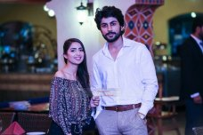 Saboor Ali, who is the elder sister of Sajal Ali, recently shared some clicks with her fiance. Yeah, you heard it right, Saboor Ali is engaged! The beautiful young actress is engaged to a handsome boy named Ali Josh who is a new young face in the showbiz and is currently working in some drama […]The post Lovely Photos Of Saboor Ali With Her Fiance appeared first on Style.Pk.     #india_pakistan