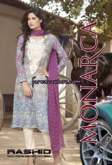 Pakistani Designer Dresses by Monarca