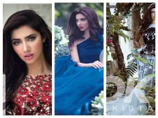 Yes, Mahira Khan has recently done this photoshoot for OK Pakistan Magazine and there is no doubt about it that she is looking stunning and one of the gorgeous girls these days! Here, we have been attaching and posting the pictures of this photoshoot.  #MahiraKhan #Photoshoot #Pakistan
