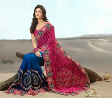 Asian women would love to wear sarees in different styles. Have a look at the Trends Of Indian Sarees 2016 For Women with pictures.The post Trends Of Indian Sarees 2016 For Women appeared first on Style.Pk.     #india_pakistan