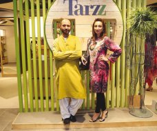 Tarzz launches flagship store at Dolmen Mall Karachi