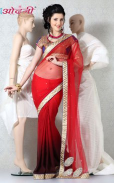 Exclusive Traditional Indian Designer Party Wear Georgette Wedding Sarees Sari #taupe   ebay