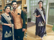 Ayeza Khan is famous Pakistani actress and model. She is married to famous actor, Danish Taimoor. See picrures of Ayeza Khan in purely Desi Look.The post Ayeza Khan in purely Desi Look appeared first on Style.Pk.     #india_pakistan