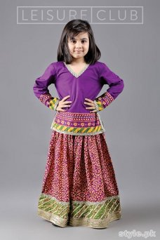 Leisure Club kids wear collection 2015 for summer has launched. This collection includes party wear dresses in lovely colors, styles and prints. See below.The post Leisure Club Kids Wear Collection 2015 For Summer appeared first on . #burgundy