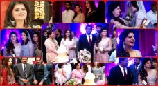 Famous Astrologer Samiah Khan got married to a Canadian based businessman Majid Khan. It was a private wedding ceremony in which only close friends, relatives, and some renowned showbiz personalities were invited. Reham Khan was also there in the ceremony, and she also clicked some selfies with Samiah. Reham also indirectly taunted Imran Khan, by […]The post Astrologer Samiah Khan Got Married, Wedding Pics & Video appeared first on Style.Pk.     #india_pakistan