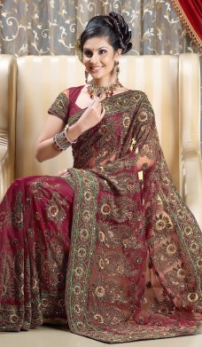 Since IndianFashionTrend.com's inception in the era of online designer apparel store, we have been maturing in our fashionable, stylish and designer apparels and accessories.  #Sari #Bollywood #India #Fashion #Wedding #Clothing