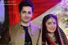 anish Taimoor And Aiza Khan Getting Married Soon.There was news of Danish Taimoor and Ayza Khans engagement in the media last year but then there was news that the engagement had been called off. #DanishTaimoor