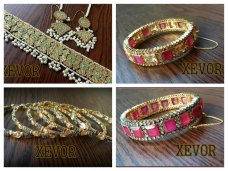 Xevor is a well known and leading jewellery brand in Pakistan. Recently, Xevor summer jewellery collection 2015 for women has been launched. Have a look.The post Xevor Summer Jewellery Collection 2015 For Women appeared first on . #burgundy