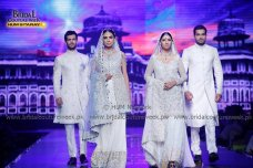 Zainab Chottani Collection at Bridal Couture Week Gold 2016 Day  2... #Hautecouture
