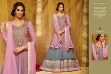 Indian Pakistani Bollywood Designer Anarkali Salwar Kameez EID Suits ETHNIC EHS #sand | ebay
