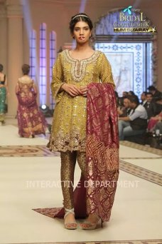#Asifa&Nabeel Pakistani Wedding Dresses Formal Party Dresses Party Wear Original Price: $849.95 Our Price: $723.95 You save: $126.