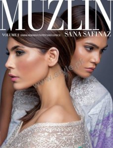 The Muzlin Embroidered Unstitched Collection Vol 2 by Sana Safinaz is going to launch on 11th june. Sana Safinaz is the top class brand which never fails to satisfy its clients. the recent collection known as Muzlin created a hype in the market. the dresses were short in the market despite of the pre-booking, online […]The post Muzlin Embroidered Unstitched Collection Vol 2 by Sana Safinaz appeared first on Style.Pk.     #india_pakistan