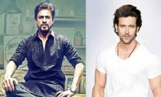 Hrithik's film is a love story/revenge drama - could it give Raees serious competition? SRK and Mahira just can't catch a break.