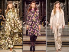 Pakistani designers impress at the prestigious London Fashion Week
