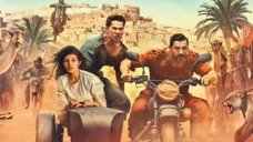 The upcoming flick's cast includes John Abraham, Varun Dhawan and Jacqueline Fernandez in lead roles The much-awaited trailer of Dishoom is finally here and we're just lapping up all the high-octane action! Directed by Rohit Dhawan, the upcoming flic. #DavidDhawan
