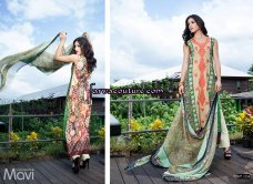 Pakistani Designer Dresses by Mavi