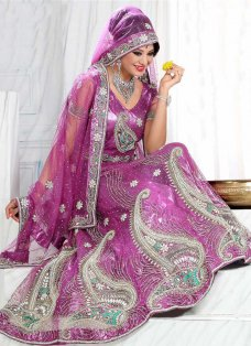 """Bridal Lehngas Biography Source (Google.com.pk) We've all imagined it ~ that unique, once-in-a-lifetime wedding lehenga that says """"this is me"""". If you're looking to bring that seamless vision to life, then Magda Grové is your couturier.  #Lehenga #Jewellery #Sari #Mehndi #Hairstyles #Cosmetics #Wedding #Bride 